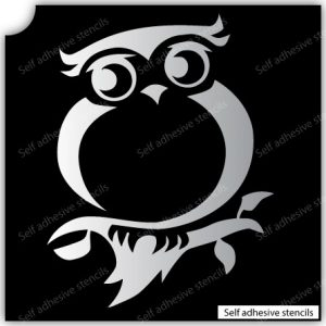 T-2003 Stencil Tattoo Self adhesive Stencils Face Painting Design Decoration Own