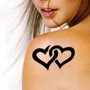 TR-10005 Stencil Tattoo Self adhesive Stencils Face Painting Design Decoration Cherry Food eimpression.ca